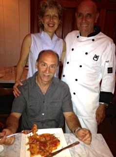 Executive Master Chef Guerrino Staropoli and us