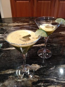 feelgood martini #9