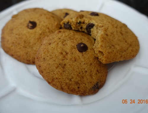 Rose's Gluten-Free feelgoodSignature Chocolate Chip Cookies